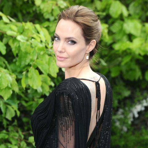 Angelina Jolie stressée par la présence de ses enfants en plein tournage
