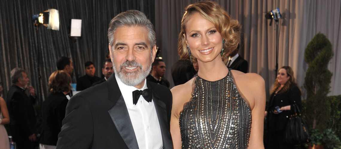Stacy Keibler: contrariée ou ravie pour George Clooney?