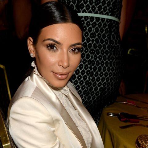 Kim Kardashian, femme engagée