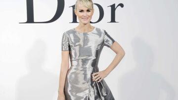 Laeticia Hallyday électrise le show Dior