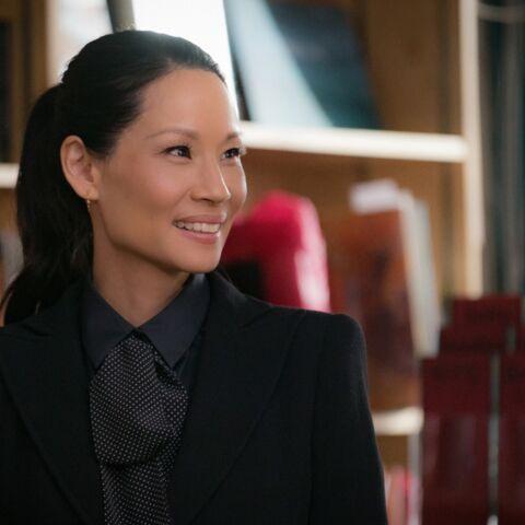 Lucy Liu, maman et fière de l'être