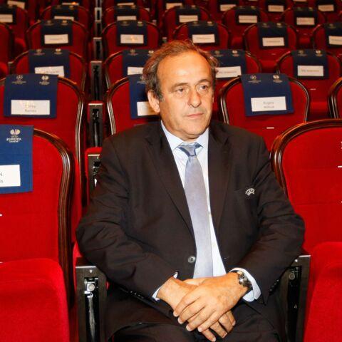 Michel Platini absent de l'Euro 2016 en France