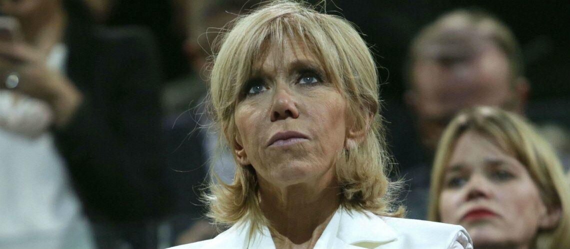 Brigitte Macron attaquée par un candidat FN: les twittos prennent sa défense