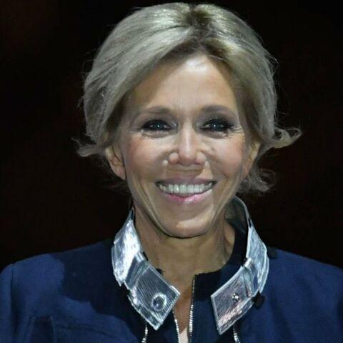 Brigitte Macron Quand Elle Etait Prof Elle Ne Pouvait Pas S Empecher De Parler De Lui Gala