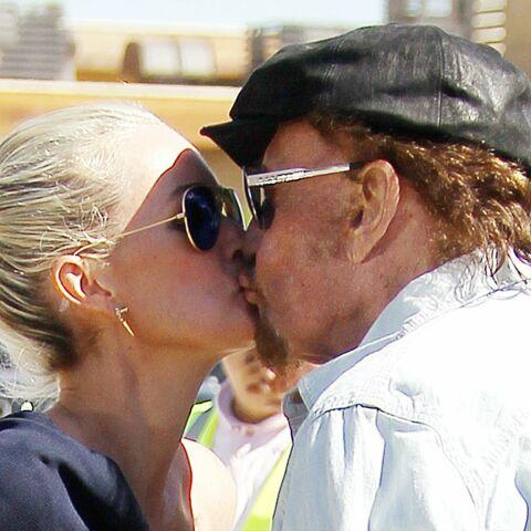 PHOTOS – Johnny et Laeticia Hallyday soirée glamour en amoureux