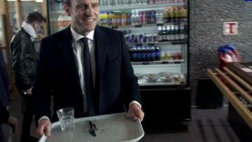 Dans les cuisines de l'Elysée, on se prépare à accueillir Emmanuel et Brigitte Macron