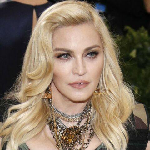 PHOTO –Brigitte Macron attaquée sur son âge: Madonna la soutient
