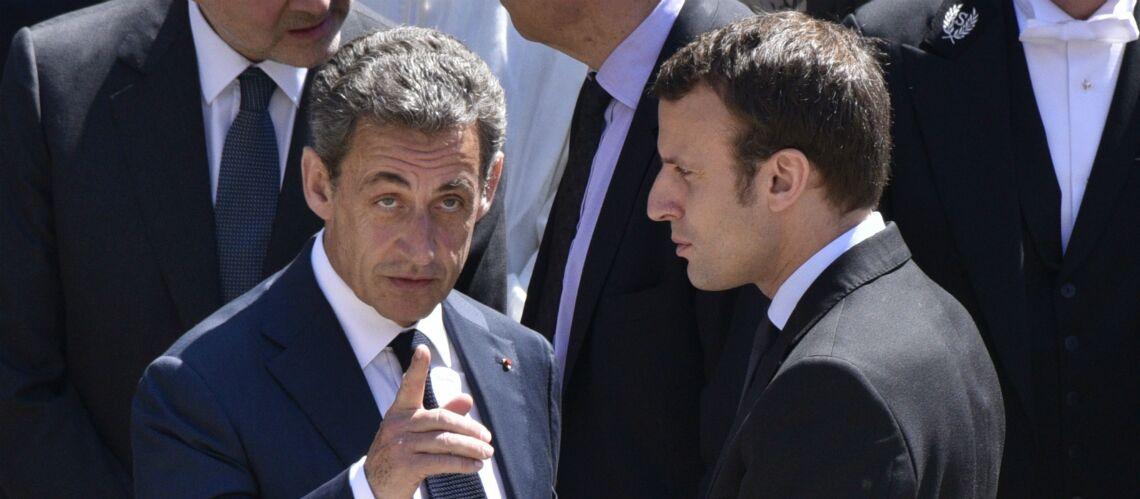 Emmanuel Macron persuadé que Nicolas Sarkozy est à l'origine des rumeurs sur sa prétendue homosexualité