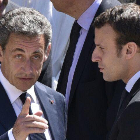 La petite phrase très narcissique de Nicolas Sarkozy sur Emmanuel Macron