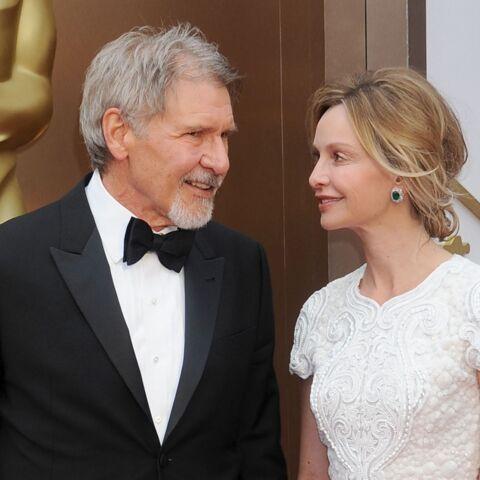 Calista Flockhart passe un savon à Harrison Ford