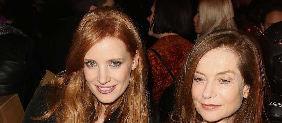Jessica Chastain, Isabelle Hupert, Kim Kardashian… fidèles à Givenchy