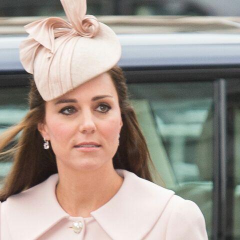 Kate Middleton sous haute surveillance