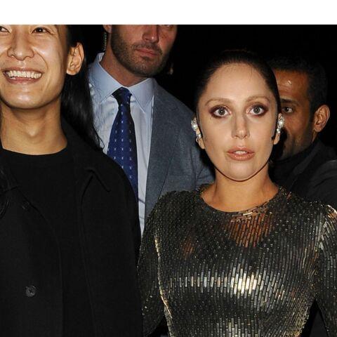 Lady Gaga, Kate Moss, Jared Leto… au premier rang Balenciaga