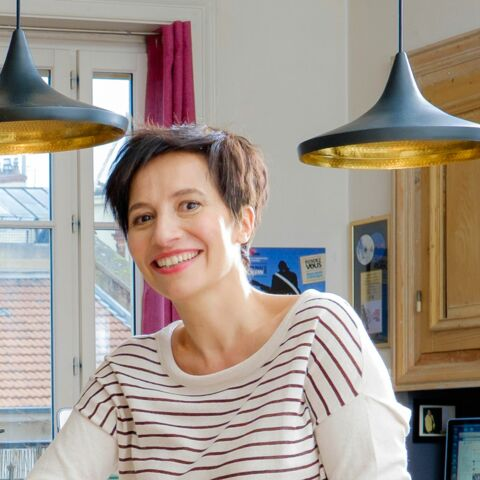 Nathalie Le Breton: ni superwoman ni supermaman