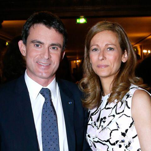 Manuel Valls et Anne Gravoin: unis dans la tourmente