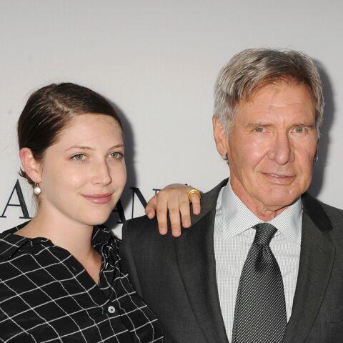 """Harrison Ford: """"Mon héros, c'est ma fille"""""""