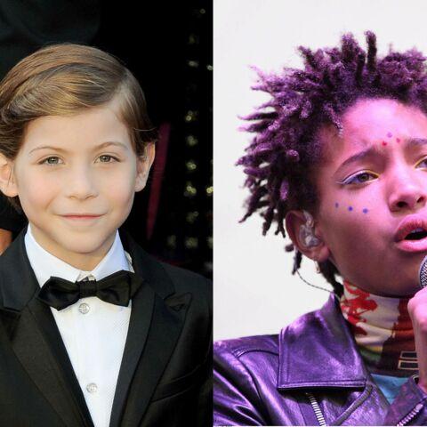 Jacob Tremblay, Willow Smith, les nouveaux enfants prodiges