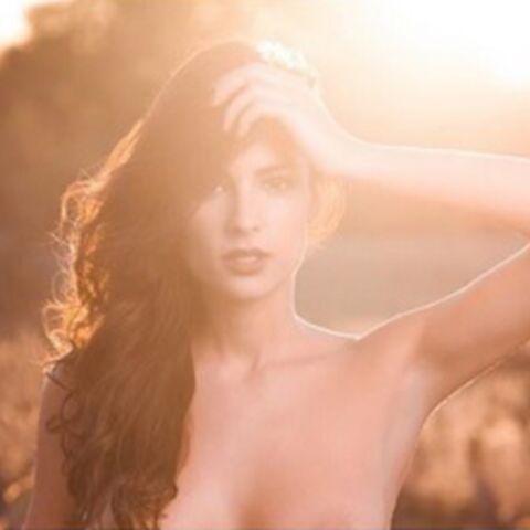 Jade, la fille de Franck Leboeuf, s'affiche seins nus