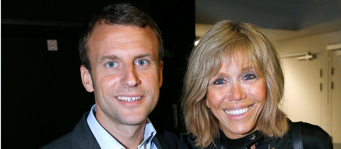 PHOTOS – Bain de foule pour Brigitte et Emmanuel Macron au Touquet
