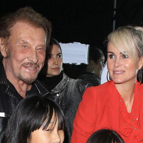 PHOTO – «All we need is love»: Johnny Hallyday et Laeticia plus soudés que jamais depuis l'annonce du cancer