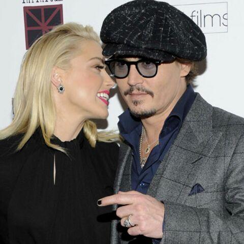 Johnny Depp et Amber Heard, c'est reparti