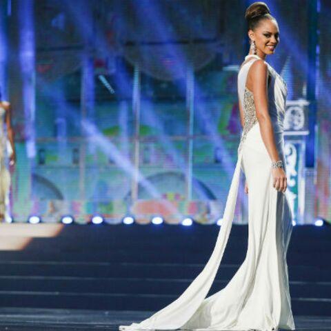 Élection de Miss Univers: la dauphine Hinarani de Longeaux remplace Miss France