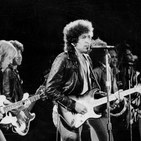 Quand Bob Dylan rêvait d'un album avec les Beatles et les Stones