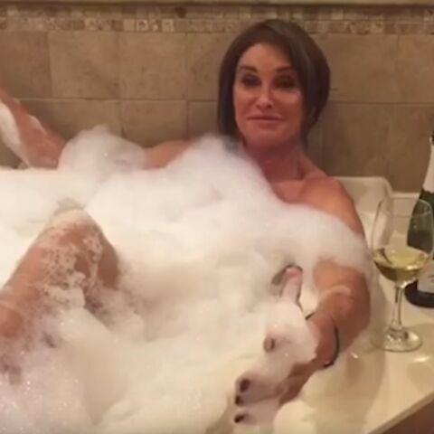 Caitlyn Jenner, nue pour une occasion spéciale