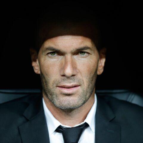 Zinédine Zidane «très touché» par l'affaire Benzema