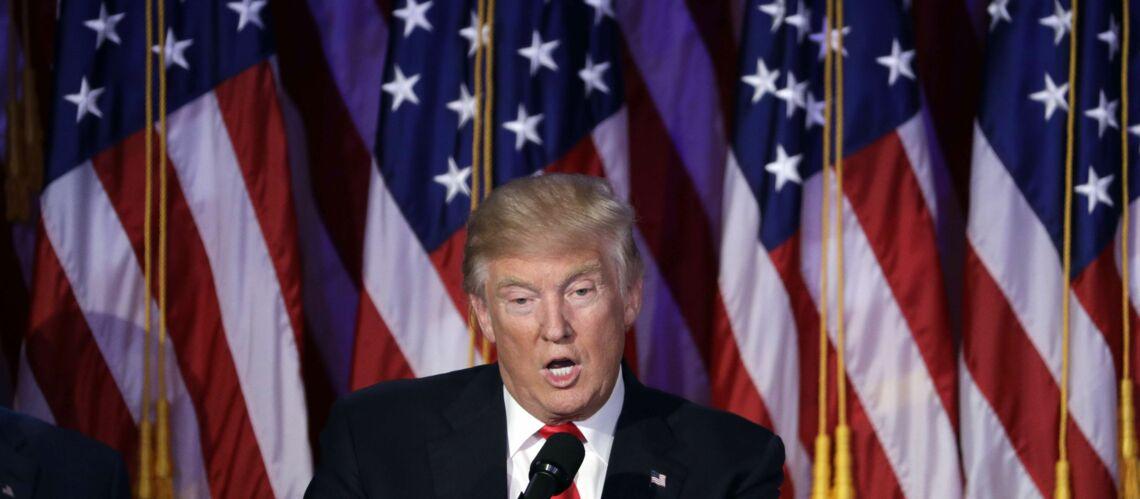VIDEO – Donald Trump: le président veut continuer à produire sa télé-réalité
