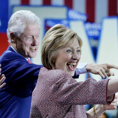 Le couple Clinton en danger après l'échec présidentiel?
