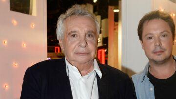 Michel Sardou, inquiet pour son fils Davy: «Il en bave, il gagne très peu»
