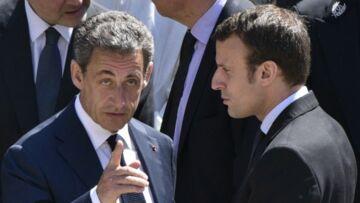 Carla Bruni-Sarkozy affirme que son mari conseille Emmanuel Macron comme «un parrain»