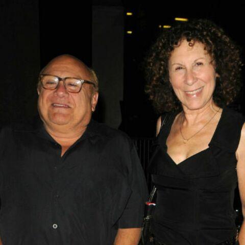 Danny DeVito et sa femme Rhea Perlman mettent fin à leur union