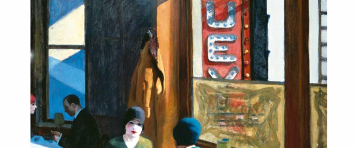 Edward Hopper Un Americain A Paris Gala