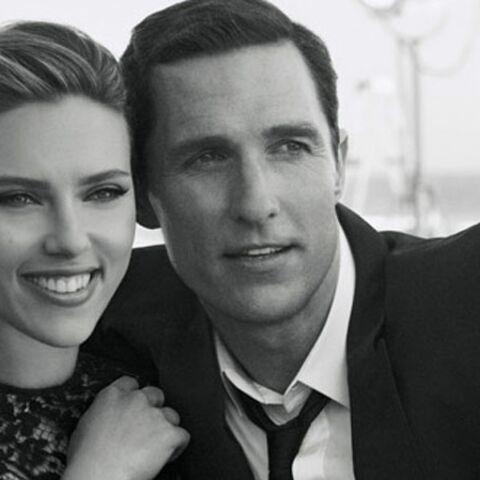 Dans le sillage de Scarlett Johansson et Matthew McConaughey