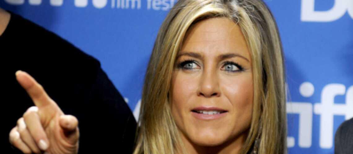 Jennifer Aniston, Friends forever
