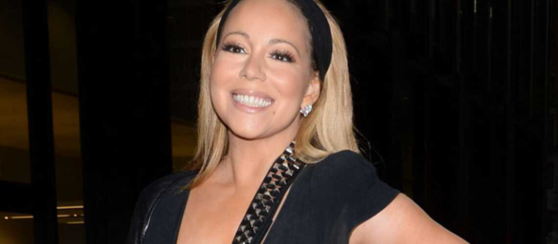 Photos- Mariah Carey exhibe sa poitrine sur Twitter