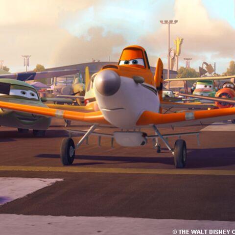 Planes: un Disney en rase mottes