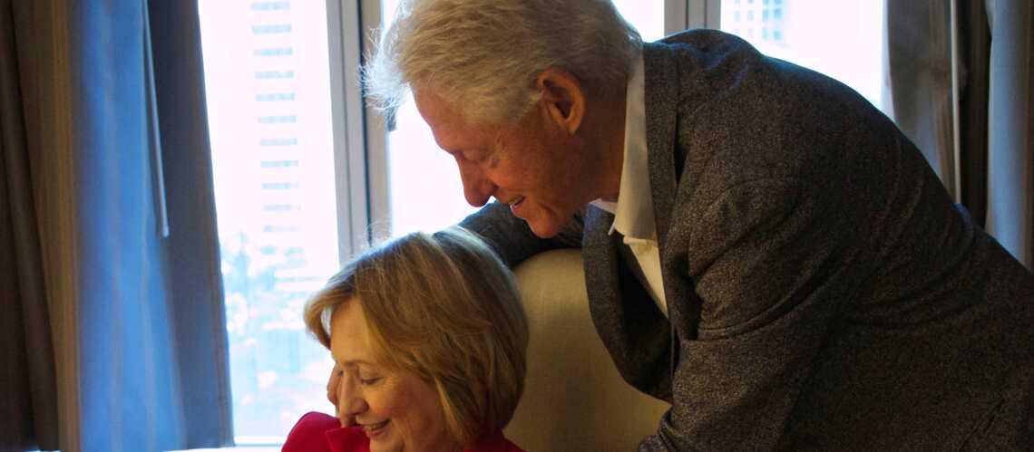 Hillary Clinton: Charlotte, l'atout coeur de sa campagne