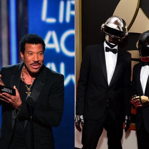 Lionel Richie fait du pied à Daft Punk