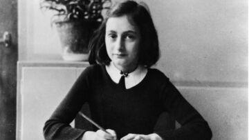 Anne Frank, les tristes échos de l'histoire