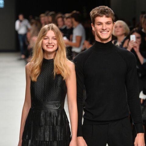Mathilde et Tristan remportent la 32è édition de la finale du concours Elite Model Look France