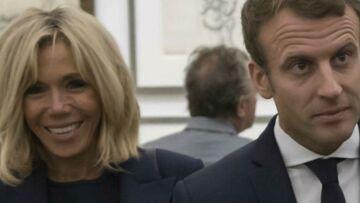 PHOTOS – Brigitte Macron, visite discrète et chic au musée Picasso