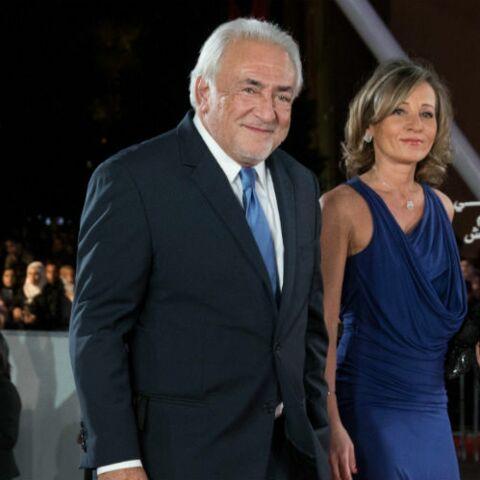 Dominique Strauss-Kahn et Myriam L'Aouffir: une robe Zuhair Mourad pour leur cérémonie
