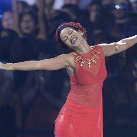 Rihanna s'offre un nouveau tatouage
