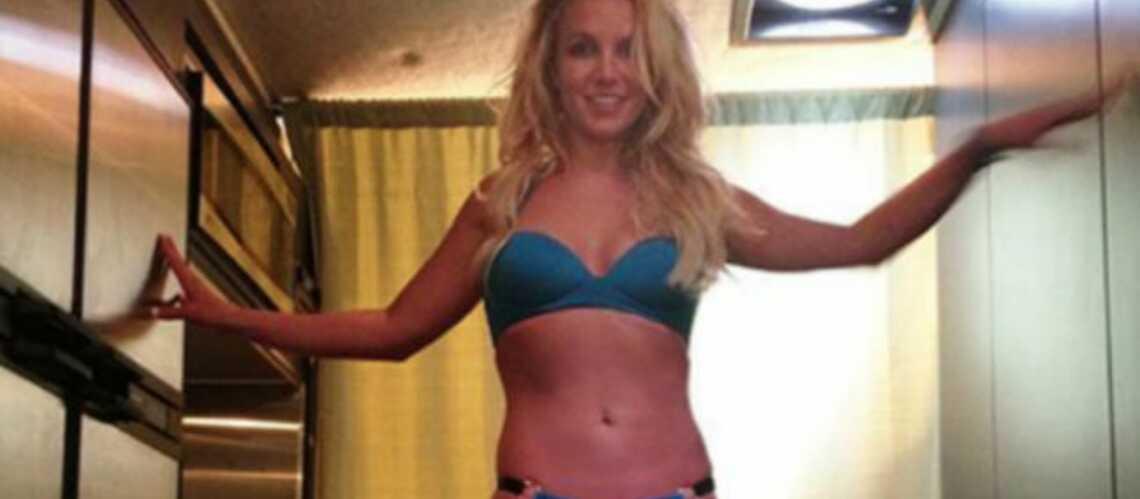 Britney Spears dévoile avec fierté son nouveau corps