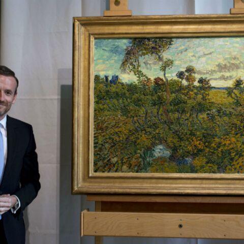 Une toile de Van Gogh révélée