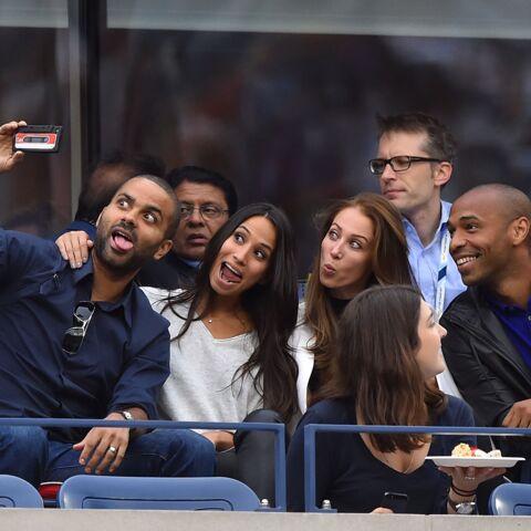 Tony Parker, Thierry Henry, Heidi Klum: l'US Open des amoureux