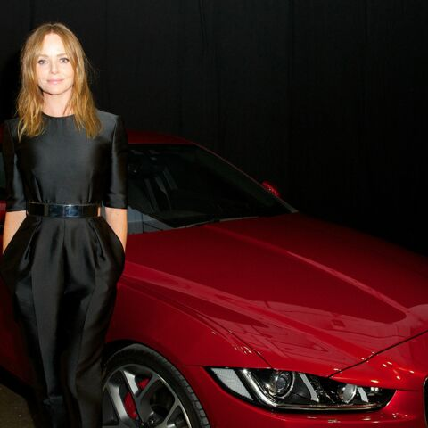 Gala by Night: Stella McCartney roule pour Jaguar